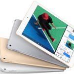Apple 9.7インチ新型iPad発売 3/25~