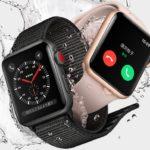 Apple Watch Series3 大手三社の料金プランは?