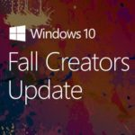 Win10 Fall Creators Update 10/17配信へ