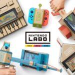 『Nintendo Labo』Amazonなどで予約開始!