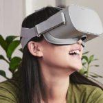 PC不要、HMDだけでVR体験ができる「Oculus Go」発売