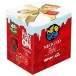 NEOGEO miniがクリスマス限定バージョンになって登場