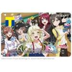 「バンドリ!」デザインのTカードが2月20日(水)より発行スタート