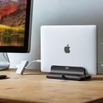 サンワサプライより、ノートPC・タブレットを立てて収納できるクラムシェルスタンド発売