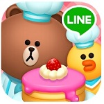 【Android/iOS】ブラウンと一緒にクッキング『LINEシェフ』